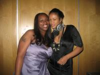 CEO with DJ Beverly Bond Founder of Black Girls Rock...