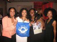 Author Kea Taylor's Book Release party in DC