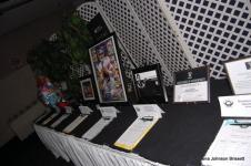 Our Silent Auction.....