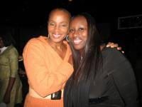 Our CEO with The Honorable Susan L. Taylor, Founder of National CARES Mentoring Movement